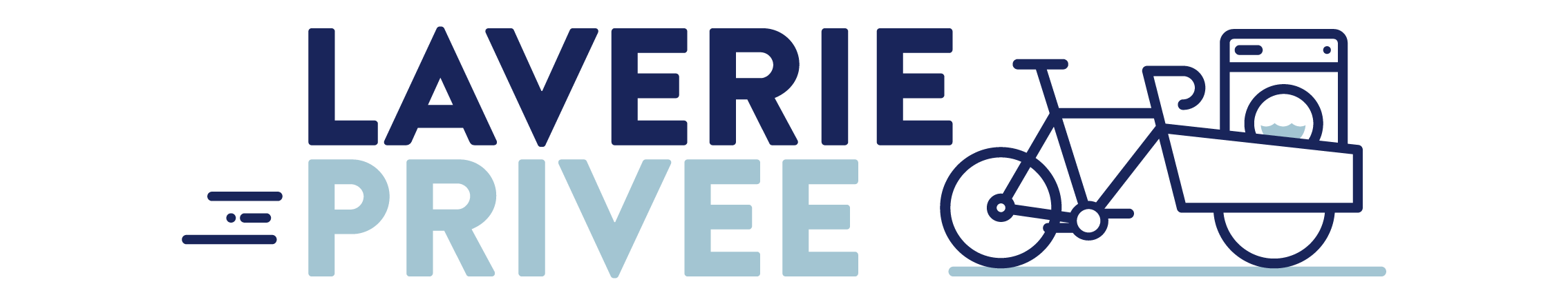 Logo Laverie Privée